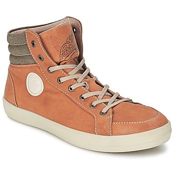 Schoenen Heren Hoge sneakers Pataugas CLEFT H  CAMEL