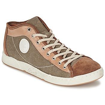Schoenen Heren Hoge sneakers Pataugas JAMES H  CAMEL