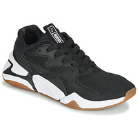 Schoenen Dames Lage sneakers Puma WN NOVA 90'S BLOC.BL-BL Zwart