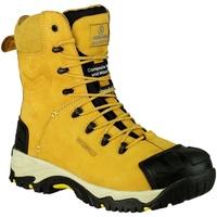 Schoenen Heren veiligheidsschoenen Amblers FS998 Safety Zips Honing