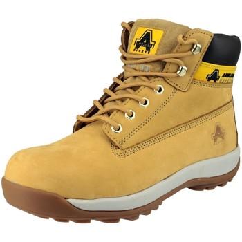Schoenen Dames Laarzen Amblers FS102 Safety Honing