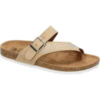 Schoenen Dames Sandalen / Open schoenen Down To Earth  Naakt