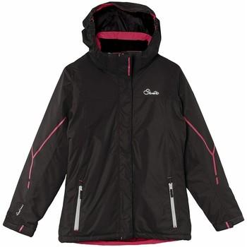 Textiel Meisjes Wind jackets Dare 2b Hooded Zwart