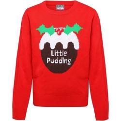 Textiel Meisjes Truien Christmas Shop Christmas Rood