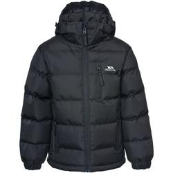 Textiel Jongens Dons gevoerde jassen Trespass Tuff Zwart