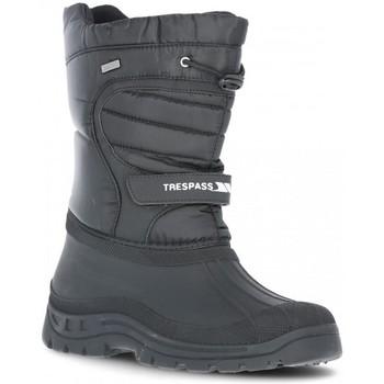 Schoenen Heren Snowboots Trespass  Zwart