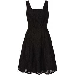 Textiel Dames Lange jurken Yumi  Zwart