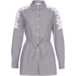 Textiel Dames Korte jurken Yumi  Zwart