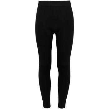Textiel Meisjes Leggings Tridri TR17B Zwart