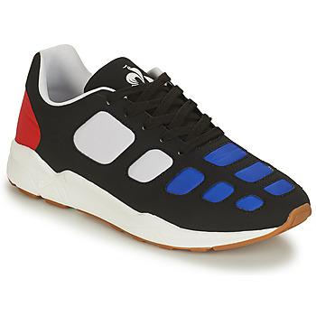 Schoenen Heren Lage sneakers Le Coq Sportif ZEPP Zwart / Blauw / Rood