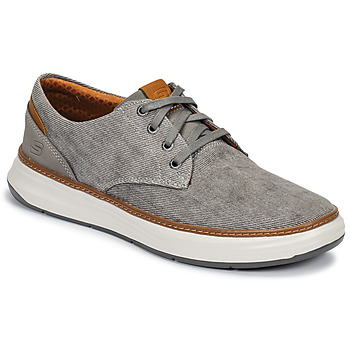 Schoenen Heren Lage sneakers Skechers MELFIS Grijs