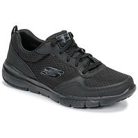 Schoenen Heren Fitness Skechers FLEX ADVANTAGE 3.0 Zwart