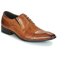 Schoenen Heren Derby Kdopa LENNON Brown
