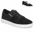 Schoenen Lage sneakers Supra STACKS II Zwart / Wit