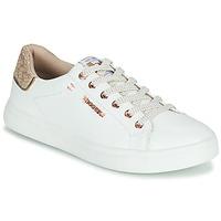 Schoenen Dames Lage sneakers Dockers by Gerli 44MA201-594 Wit