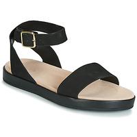 Schoenen Dames Sandalen / Open schoenen Clarks BOTANIC IVY Zwart