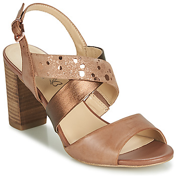Schoenen Dames Sandalen / Open schoenen Caprice BOLAO Brown