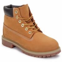 Schoenen Kinderen Laarzen Timberland 6 IN PREMIUM WP BOOT Brown