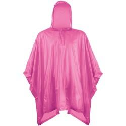 Textiel Kinderen Windjacken Splashmacs SC019 Fuchsia