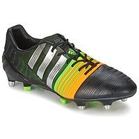 Schoenen Heren Voetbal adidas Originals NITROCHARGE 1.0 SG Zwart / Geel