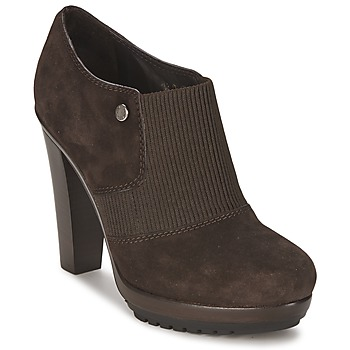 Schoenen Dames Low boots Alberto Gozzi SOFTY MEDRA Brown