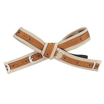 Horloges & Sieraden Dames Broches / spelden Alexis Mabille CLIP Brown / Beige