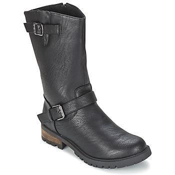 Schoenen Dames Laarzen LPB Shoes ZOLA Zwart