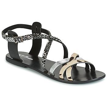Schoenen Dames Sandalen / Open schoenen Betty London SESSINA Multikleuren