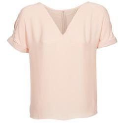 Textiel Dames Tops / Blousjes Naf Naf HARPI Roze