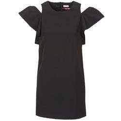 Textiel Dames Korte jurken Naf Naf X-KARLI Zwart