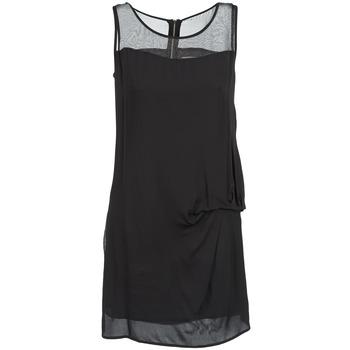 Textiel Dames Korte jurken Naf Naf X-LAMO Zwart