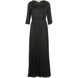 Textiel Dames Lange jurken Naf Naf X-MAYOU Zwart