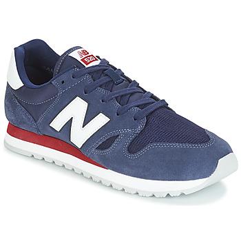Schoenen Lage sneakers New Balance U520 Blauw