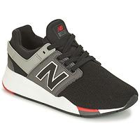 Schoenen Jongens Lage sneakers New Balance GS247 Zwart