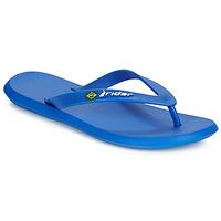 Schoenen Heren Slippers Rider R1 Blauw