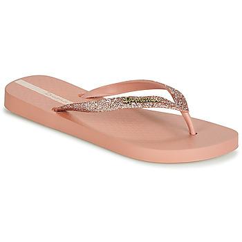 Schoenen Dames Slippers Ipanema LOLITA III Roze