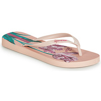 Schoenen Dames Slippers Ipanema BOTANICALS Roze