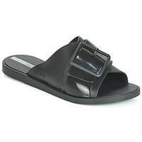 Schoenen Dames Leren slippers Ipanema UNIQUE Zwart