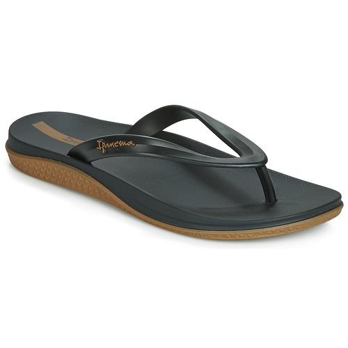 Schoenen Heren Slippers Ipanema ANATOMIC LAPA AD Zwart