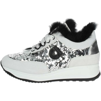 Schoenen Dames Lage sneakers Agile By Ruco Line G-1304 Ice grey