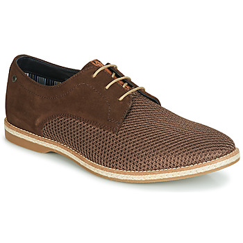 Schoenen Heren Derby Base London KINCH Brown