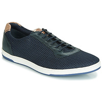 Schoenen Heren Lage sneakers Base London HUSTLE MESH Blauw