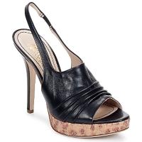 Schoenen Dames Sandalen / Open schoenen Jerome C. Rousseau CAMBER  zwart