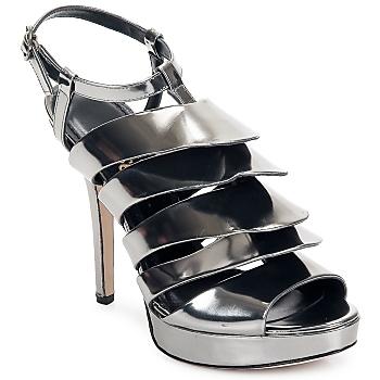 Schoenen Dames Sandalen / Open schoenen Jerome C. Rousseau QUORRA Pewter