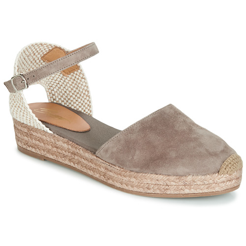 Schoenen Dames Sandalen / Open schoenen Betty London ANTALA Grijs