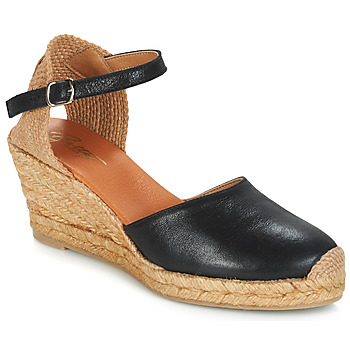 Schoenen Dames Sandalen / Open schoenen Betty London CASSIA Zwart