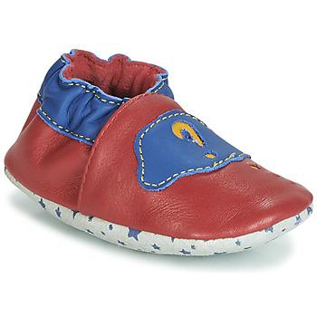 Schoenen Kinderen Laarzen André LES BULLES Rood
