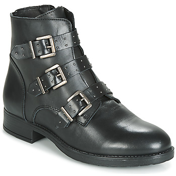 Schoenen Dames Laarzen André MATTHEW Zwart