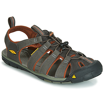 Schoenen Heren Outdoorsandalen Keen MEN CLEARWATER CNX Grijs / Brown