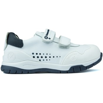 Schoenen Kinderen Lage sneakers Garvalin BIOMECANICS ANDY K BLANCO_AZUL